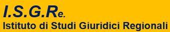 I.S.G.Re. Istituto di studi giuridici regionali